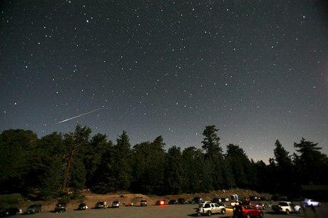 Parque Nacional Los Padres, en California( Reuters-2009)